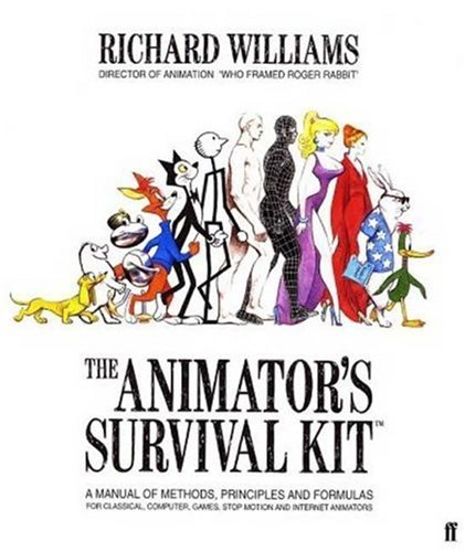 Couverture du livre dessin et animation : The Animator's Survival Kit