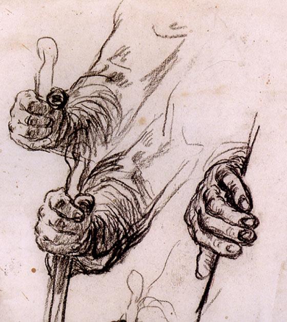Dessin de main comment dessiner les mains apprendre - Dessin de la main ...