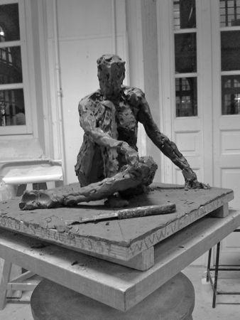 Sculpture modeler terre cuite argile