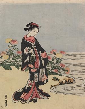 Exposition maison de la culture du Japon Paris Huit Maîtres de l'ukiyo-e