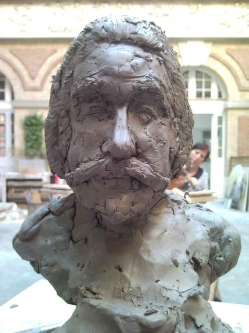 Gilles modelage Fabien Lesbordes 3