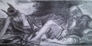 Dessin technique de dessin à la mine de plomb cours de dessin paris