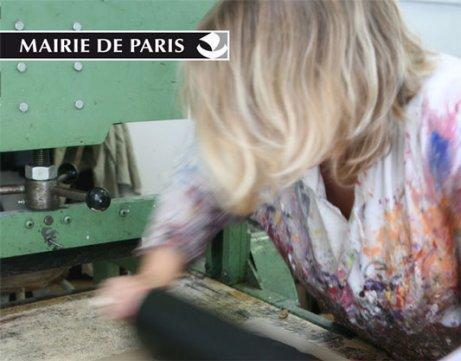 Inscription aux cours des ateliers des Beaux Arts de la ville de Paris 2011