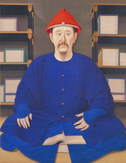 Exposition La Cité interdite au Louvre - Empereurs de Chine et rois de France