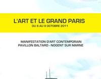 Exposition d'art contemporain d'art et le grand palais Balt Art Nogent sur Marne