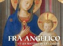 Affiche de l'exposition Fra Angelico l'exposition au musée Jacquemart André Paris