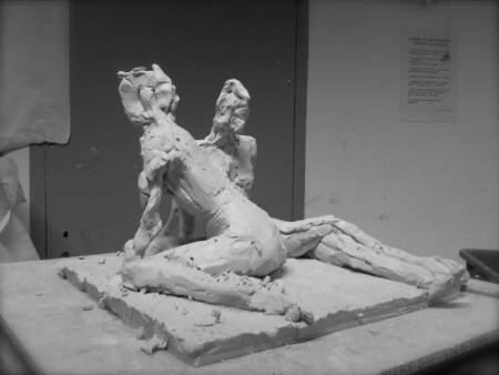 Sculpture Caroline 3