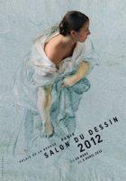Affiche du Salon du dessin 2012