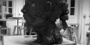 Profil de Danusio en terre à modeler