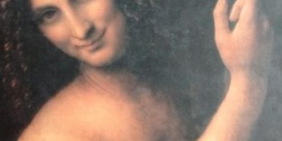 Léonard-de-Vinci oeuvres peintes