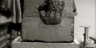 Modelage terre sculpture haut-relief