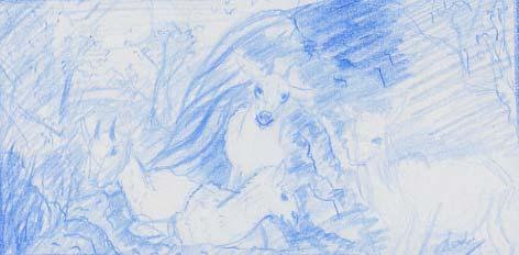 dessin animalier bébés petites chèvres