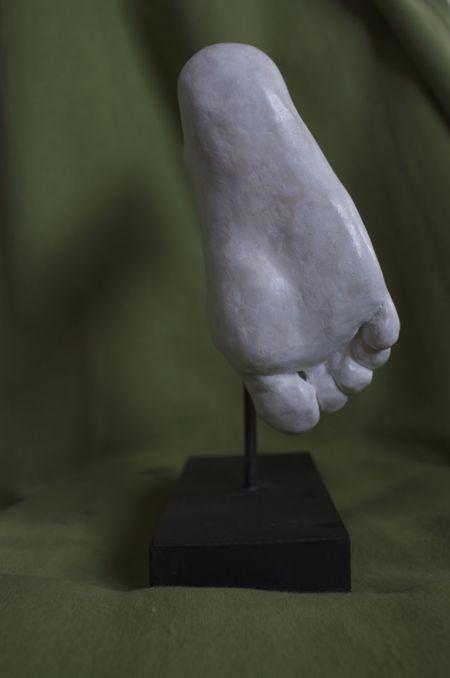 1 petit pied de femme chinoise