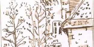 Illustration chateau Annecy Moyen-Age