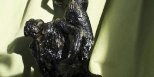 La séparation statuette